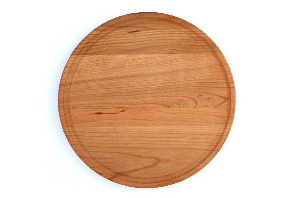 round 10 5 inch wood cutting board. Black Bedroom Furniture Sets. Home Design Ideas