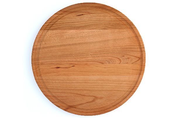 round 13 5 inch wood cutting board. Black Bedroom Furniture Sets. Home Design Ideas
