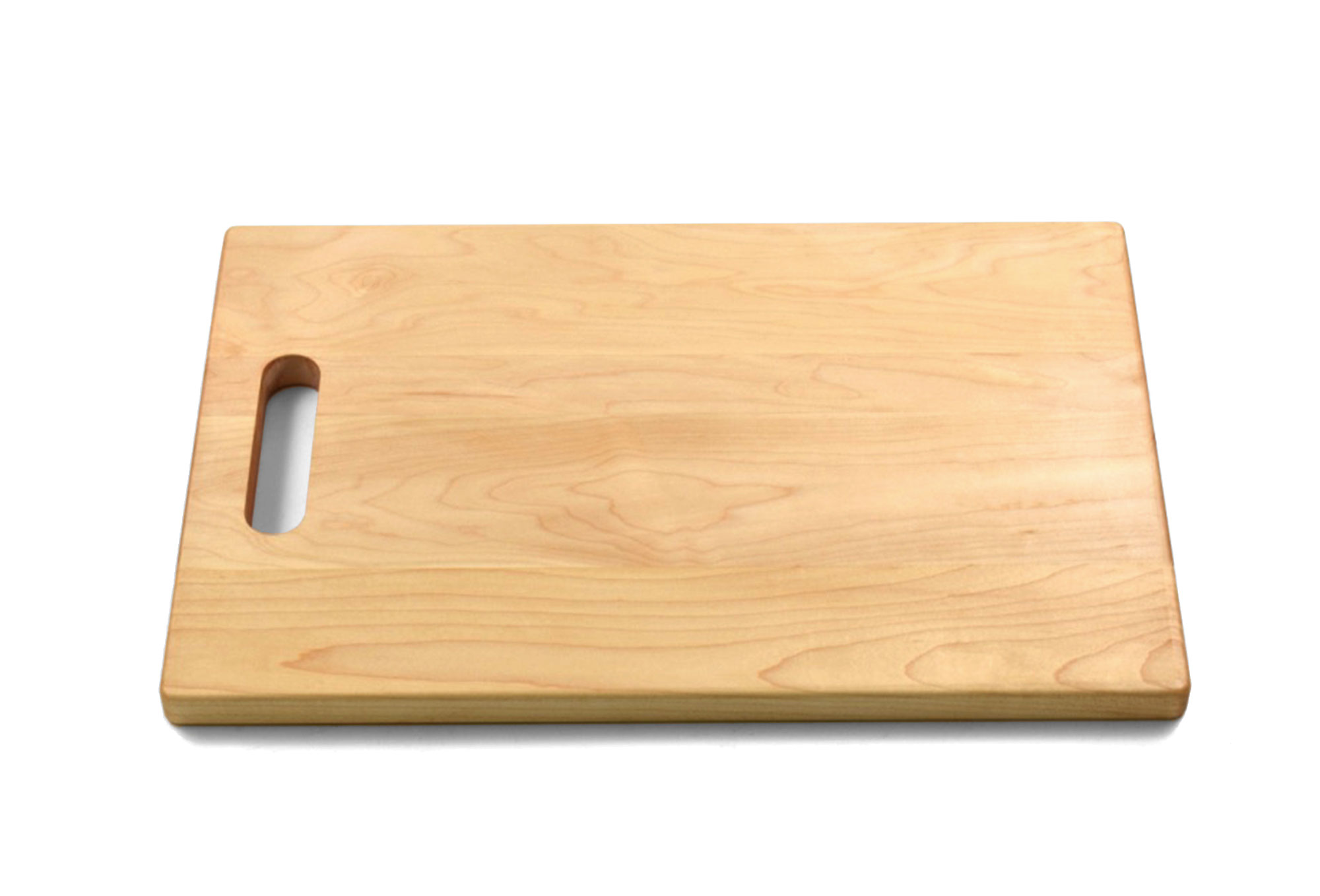 Handle board rounder corners & edges