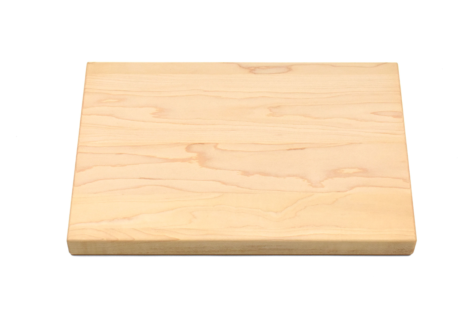 Nice wood cutting board rounded corners and edges