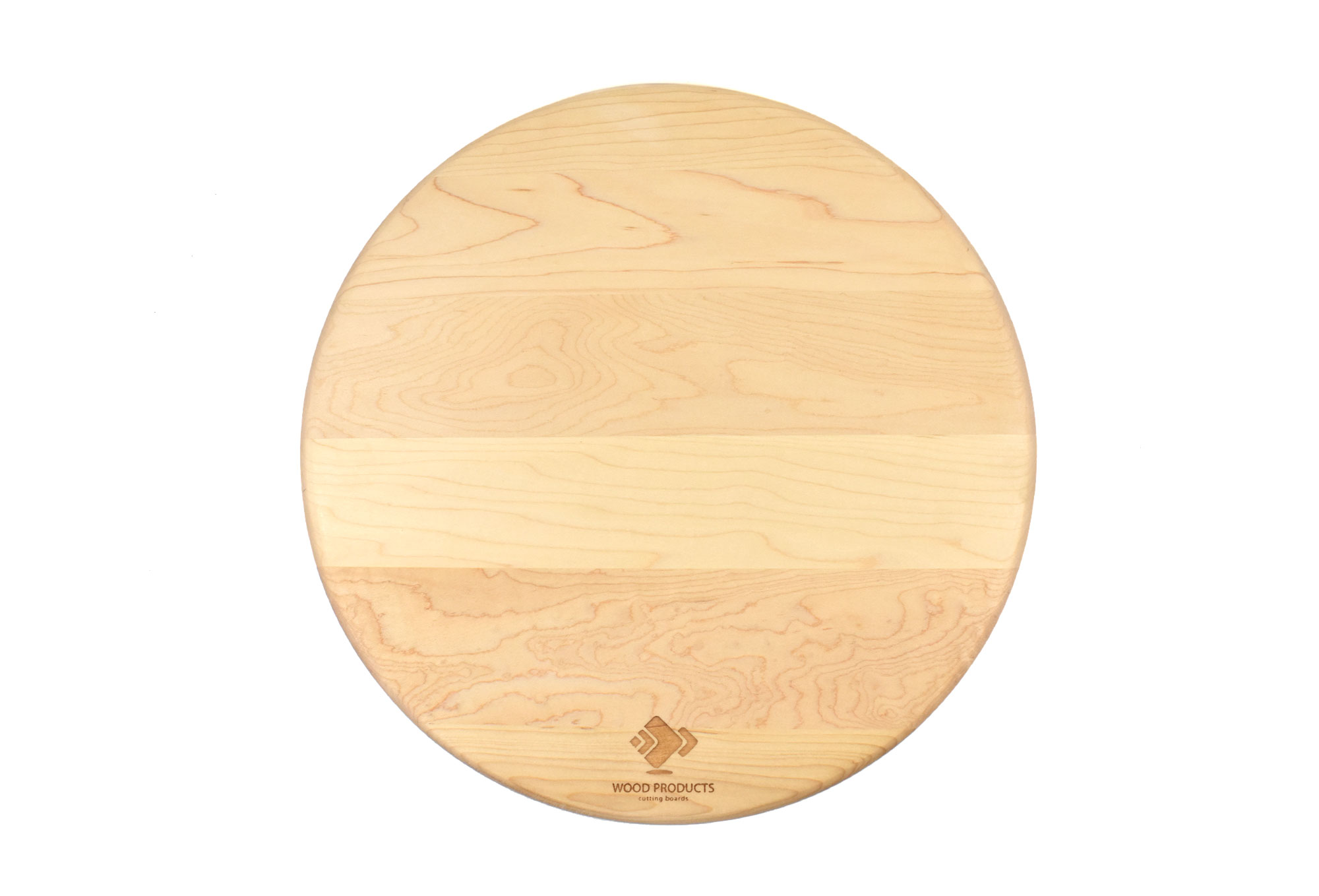 Round 15 inch wood cutting board Engraved