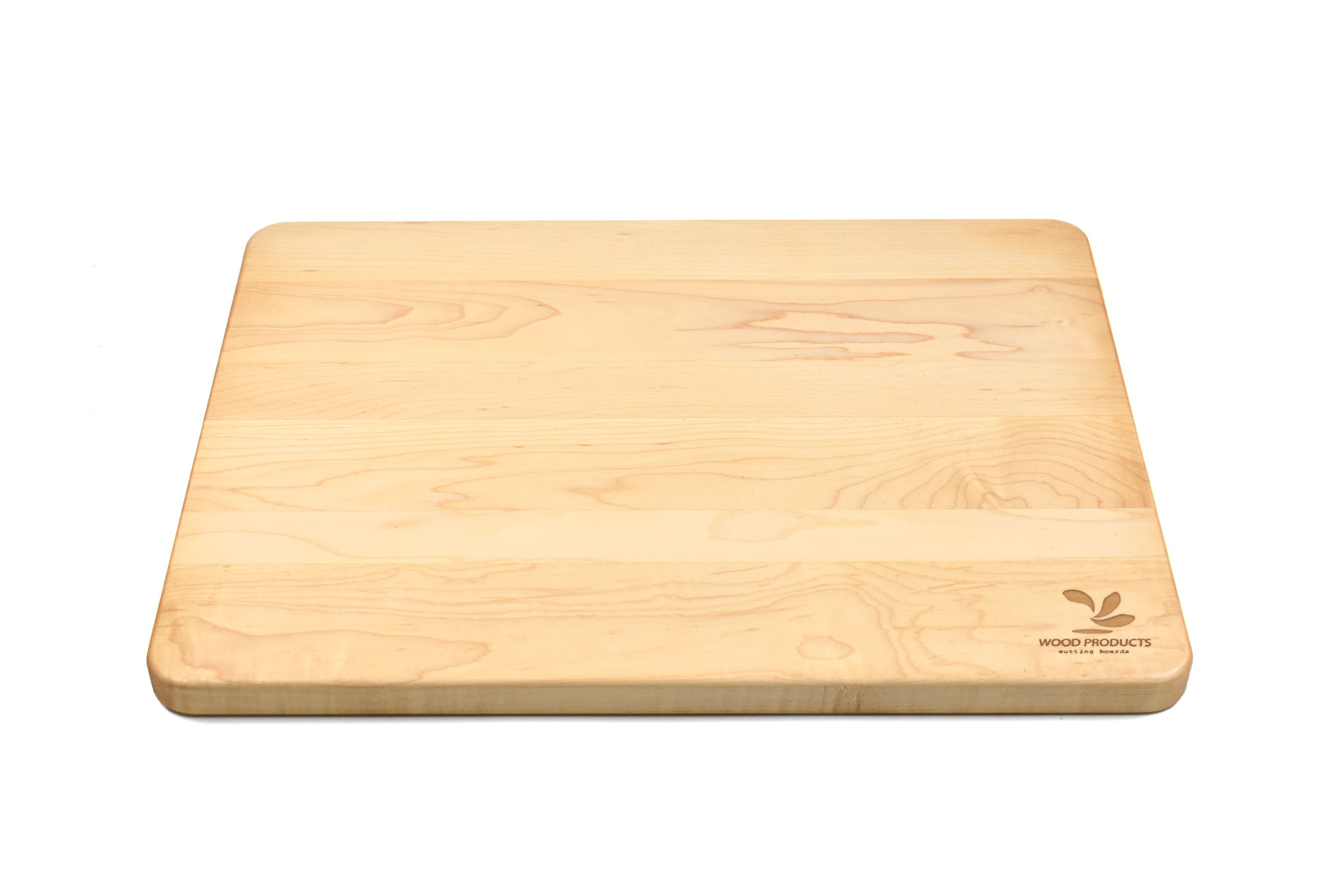 Cutting board with rounded corners Engraved