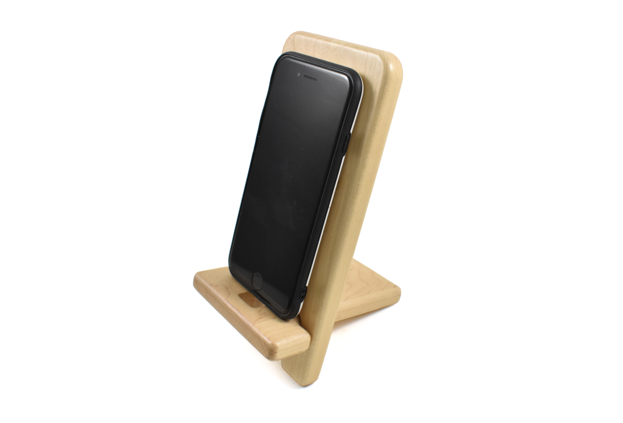 Maple Mobile phone stand