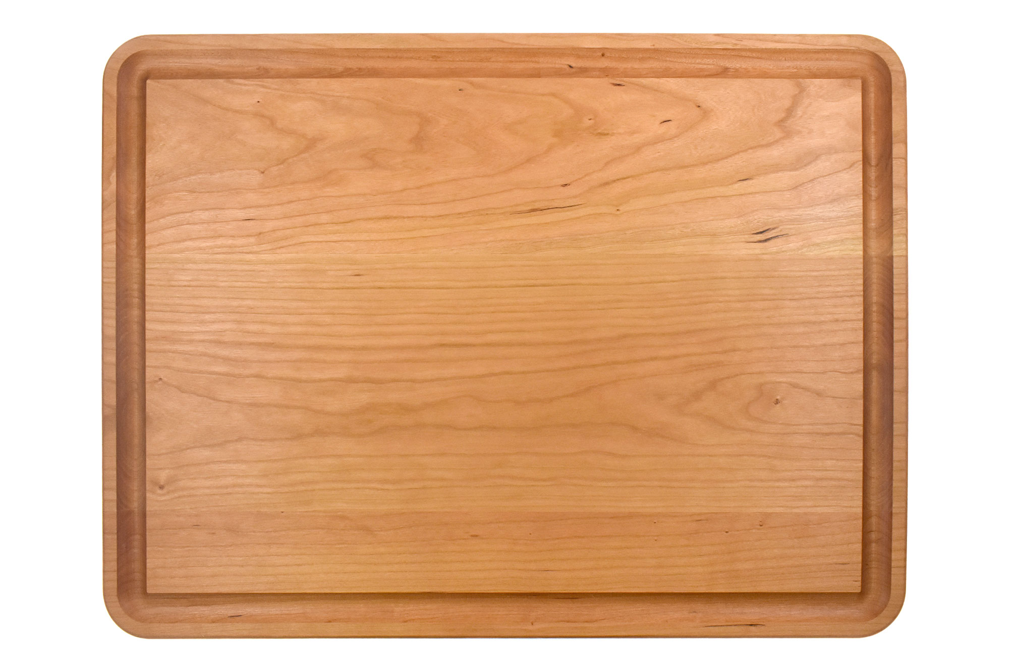 1 1/4 Butcher board with juice groove