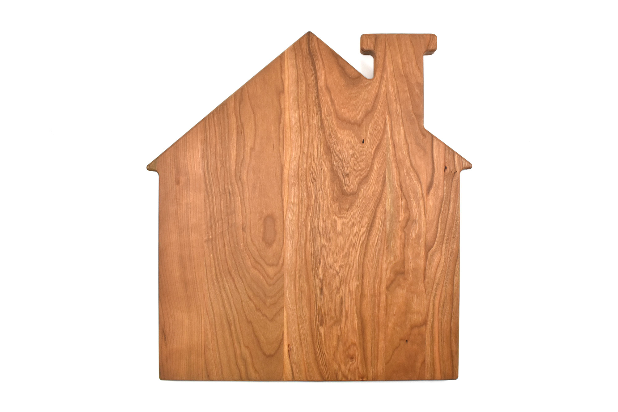 Cherry house cutting board