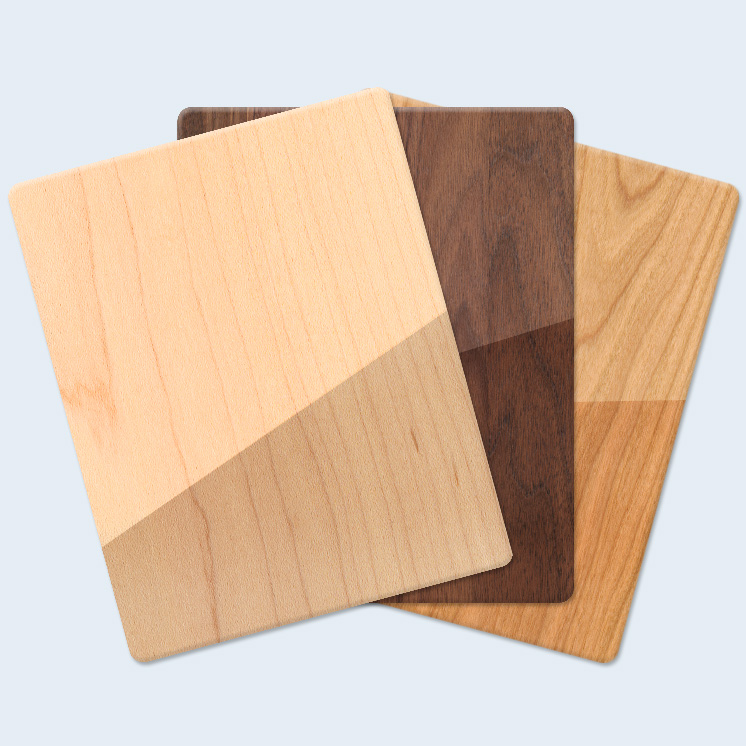 Wood Choices and Finishes for Wholesale Cutting Boards