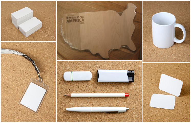 Promotional Item Corporate Identity