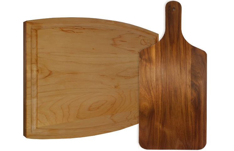 Why Choose a Wood Cutting Board?